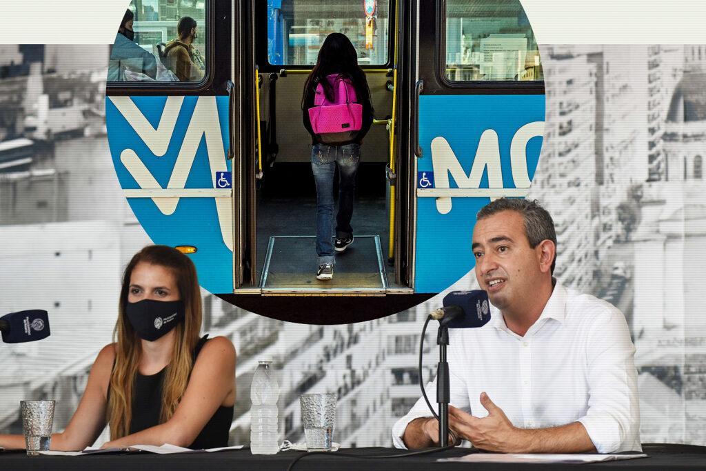 """Recalculando: las razones del """"retoque"""" de Javkin al fuerte ajuste del transporte"""