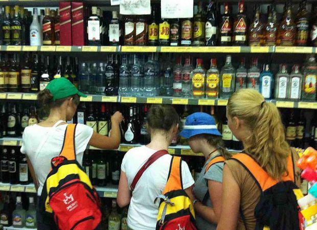 Rechazan ampliar la venta de alcohol en quioscos después de las 23