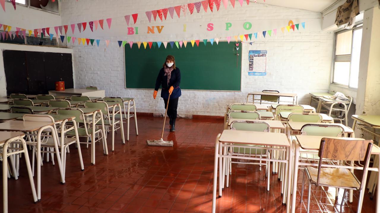 Rechazo a todo: Amsafé también objeta la vuelta acotada en colegios públicos
