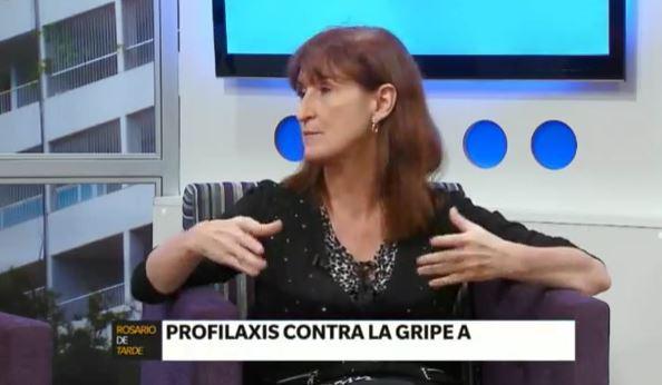 Recomendaciones para prevenir el contagio de Gripe A en Rosario