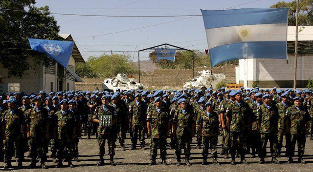 """Rossi afirmó que """"el decreto sobre las Fuerzas Armadas es un retroceso de la política de Estado"""""""