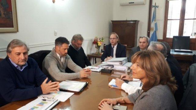"""Saglione: """"Lifschitz le dejará a Perotti una provincia ordenada en lo económico"""""""