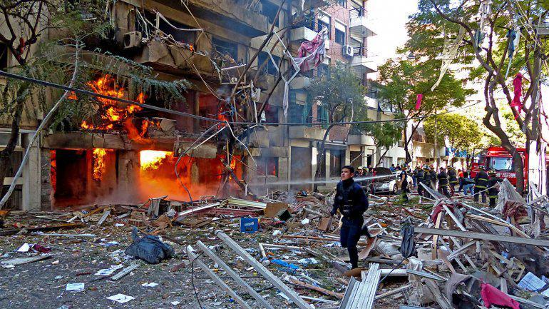 Salta 2141: dolor y decepción de familiares de víctimas a tres años de la explosión