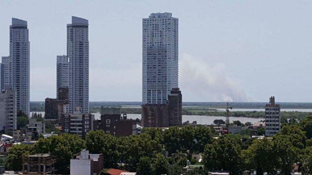 Santa Fe apuesta al cese de los incendios en las islas con fuertes denuncias penales