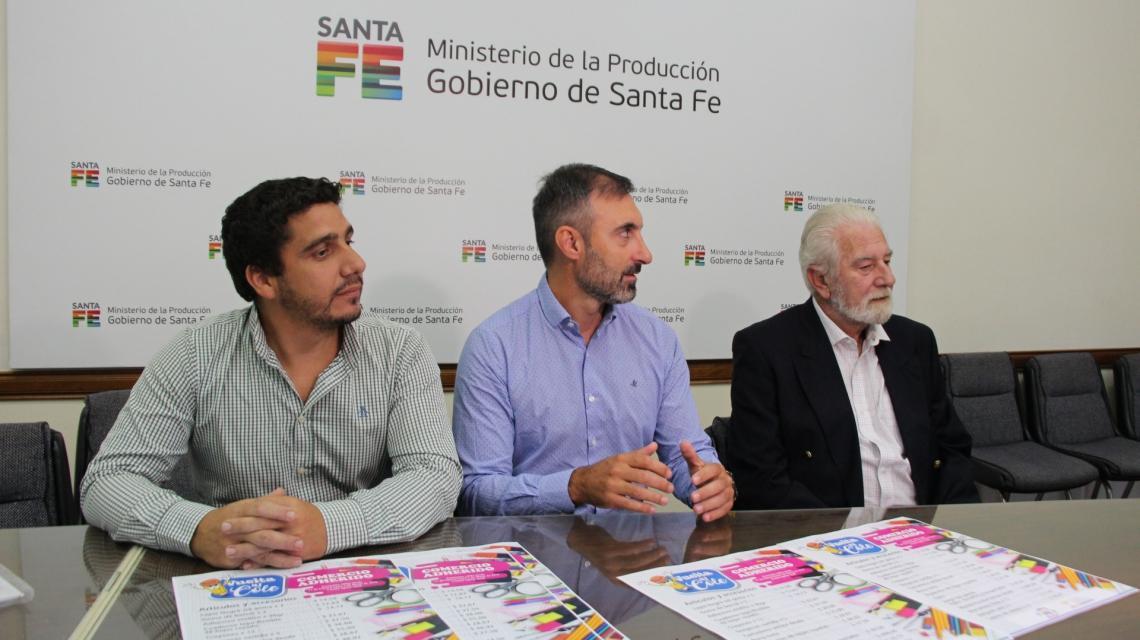 Santa Fe, lista para controlar que se cumplan los productos esenciales