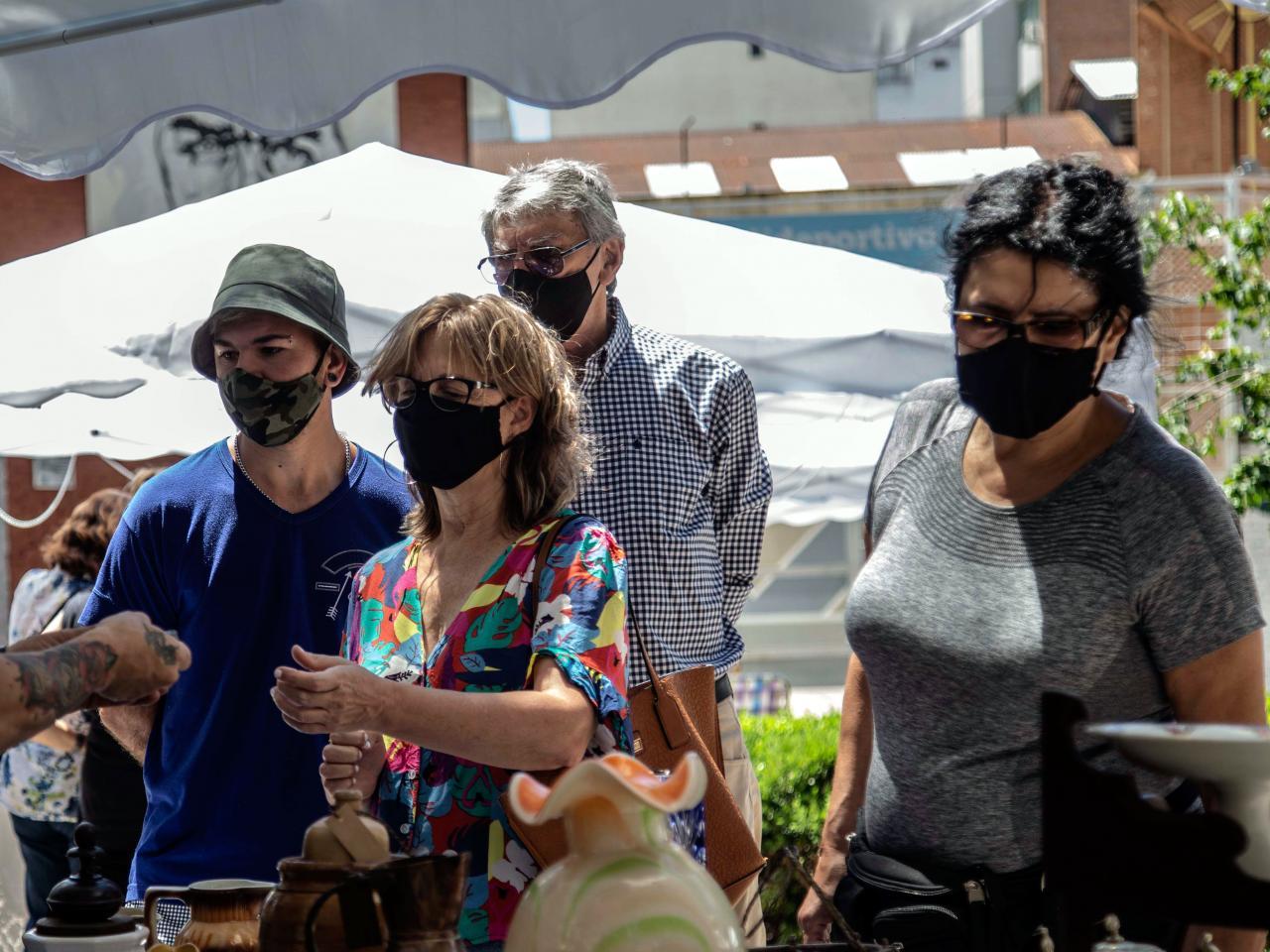 Santa Fe va por más flexibilizaciones pero atadas a mejoras epidemiológicas