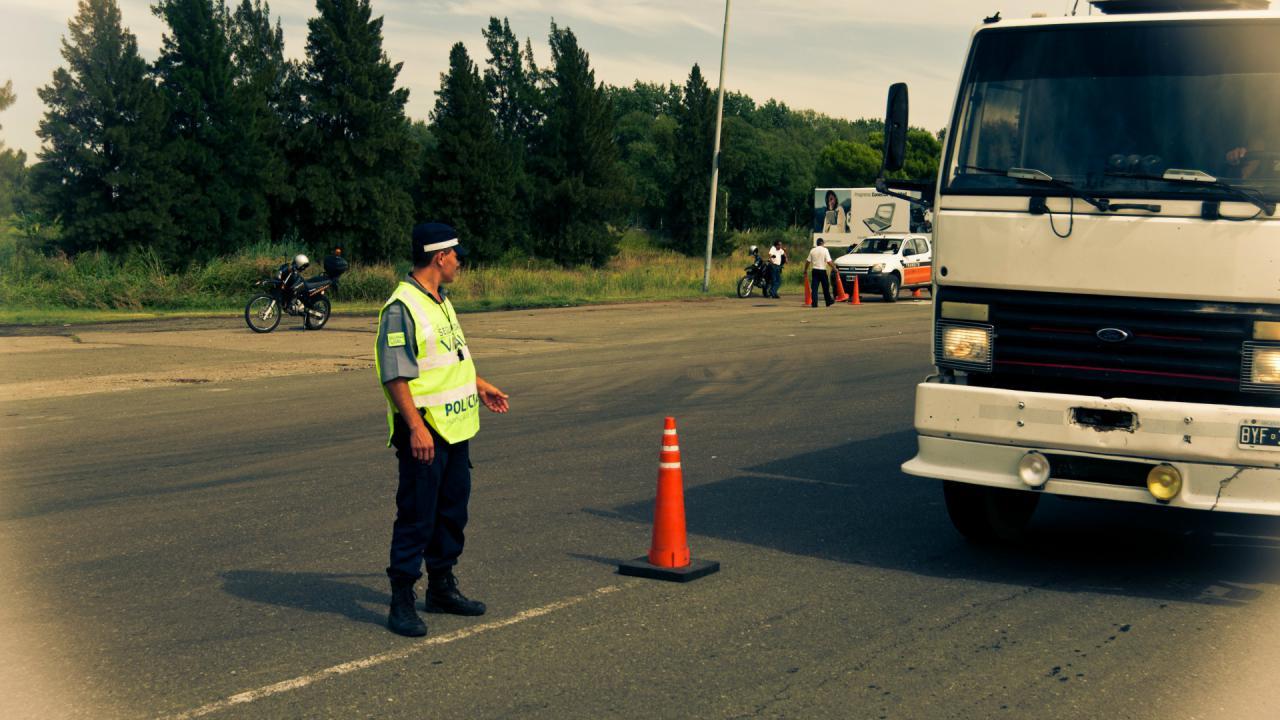Se vienen los controles viales con detección de inhabilitados en las rutas de Santa Fe