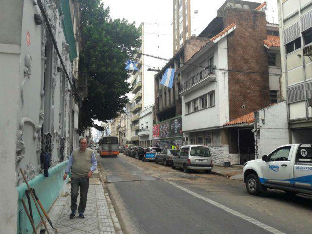 Según Aguas Santafesinas, ya no quedan corralitos en el área central de la ciudad