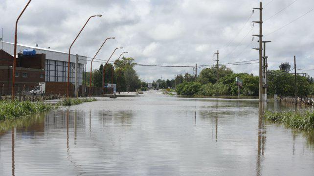 Según la provincia, la situación del sur santafesino empezó a mejorar