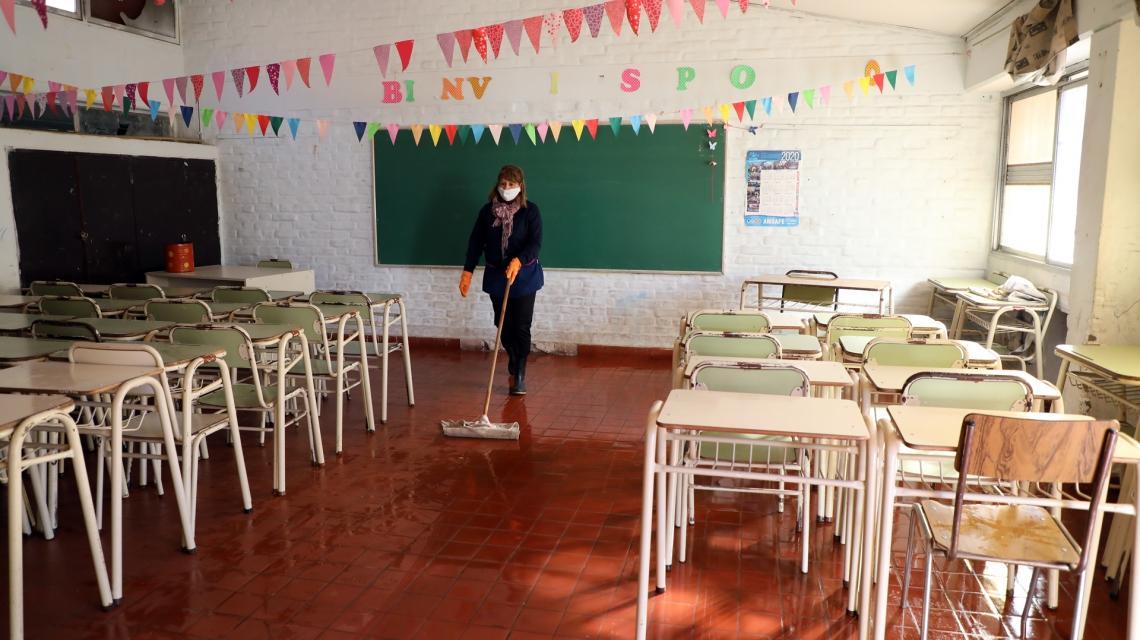 Según Sadop, 8 de cada 10 secundarias privadas volverán a clases recién el lunes