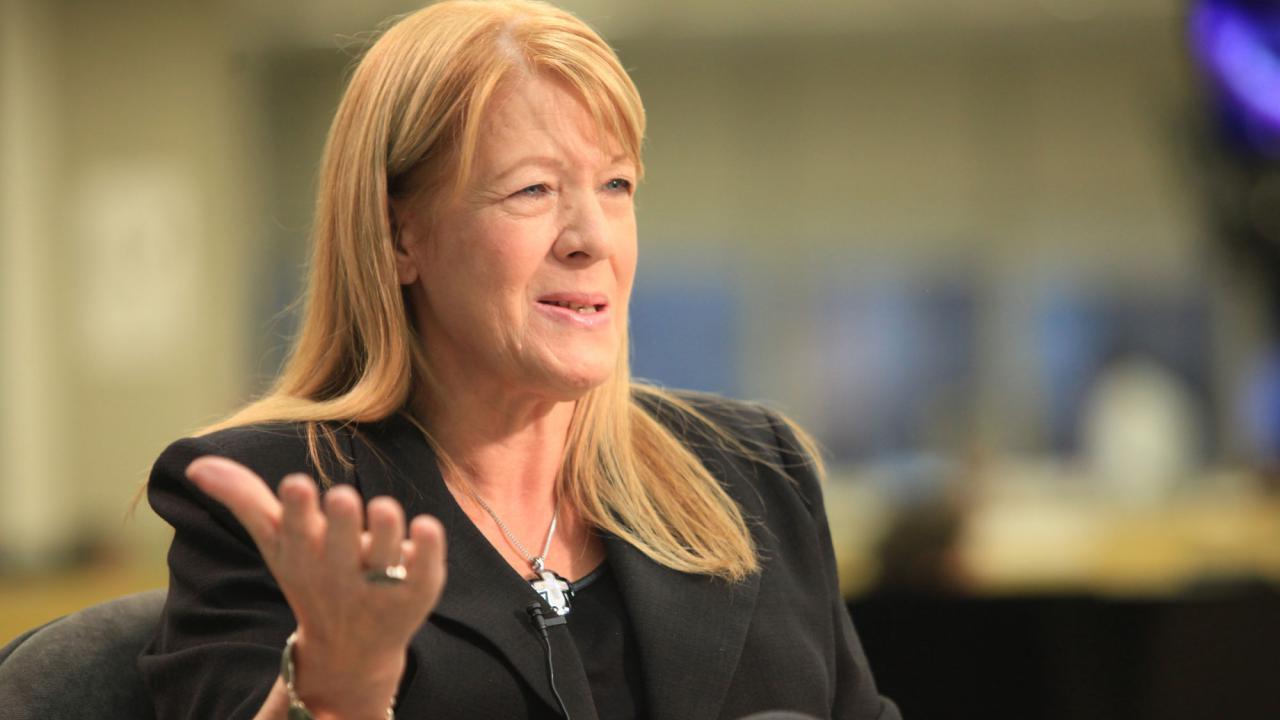 Stolbizer advierte que Cristina Kirchner tendrá más problemas en la Justicia