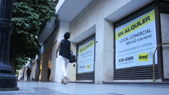 Subió 40 por ciento la cantidad de locales comerciales cerrados en Rosario