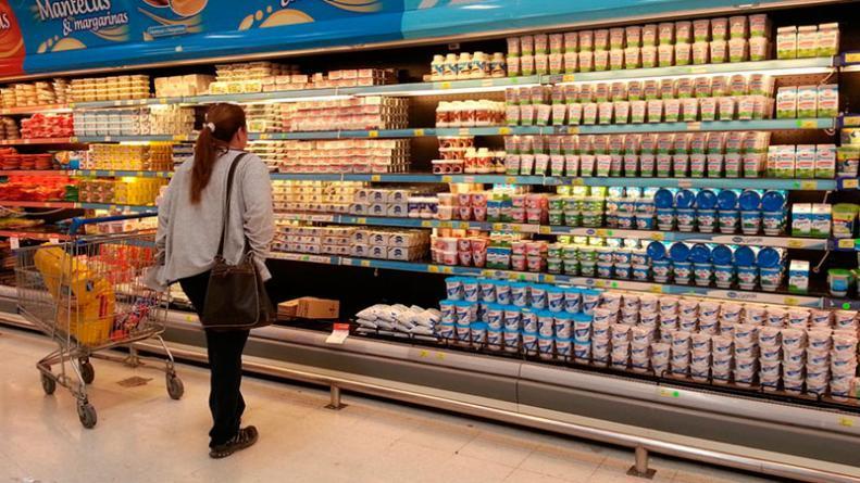 Supermercados rosarinos reciben listas de productos con subas de hasta 12%