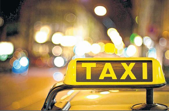 Taxistas expresaron su rechazo al sistema Uber en Rosario