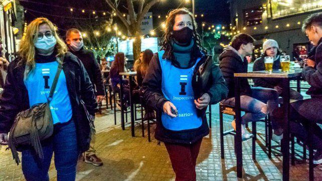 Con dura advertencia, Trabajo refuerza controles en bares y restaurantes de la provincia