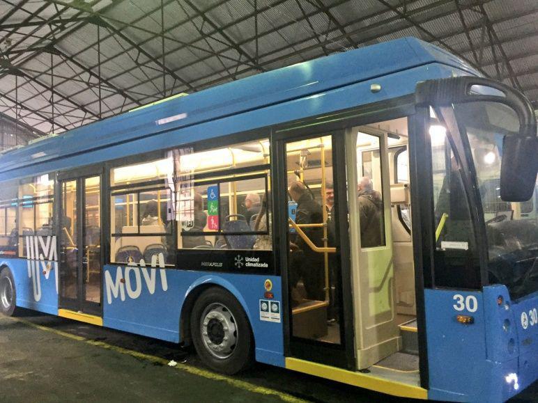 Tras adjudicar el nuevo sistema, el municipio busca más pasajeros para el transporte