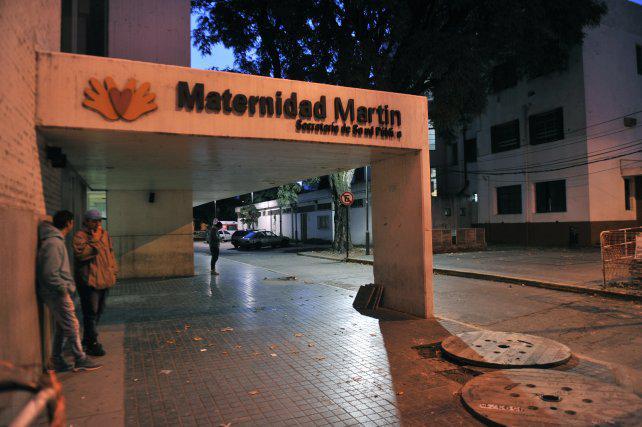 Un bebé cayó de una incubadora en la Maternidad Martin y sufrió traumatismo de cráneo