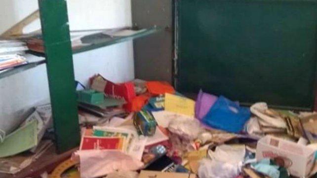 Una escuela de Fisherton sufrió el tercer robo violento en lo que va del año