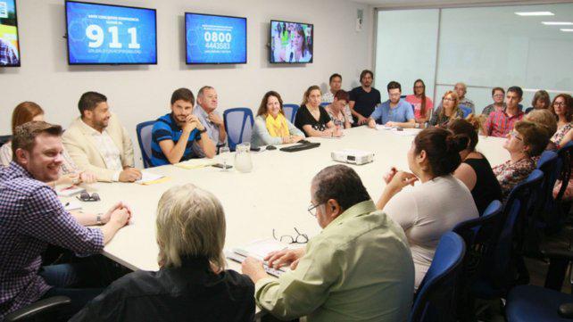 Vecinos arman una multisectorial contra la inseguridad