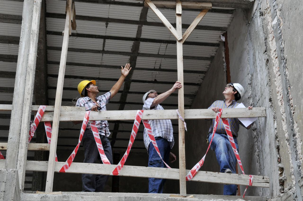 Ya no deberá paralizarse una obra en construcción a la hora de la siesta