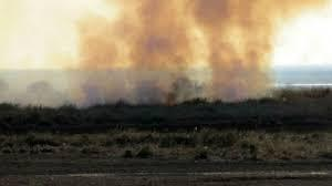 Ya son 12 los productores sancionados por quema de pastizales en las islas
